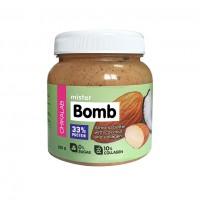 MISTER BOMB Миндальная паста с кокосом (250г)