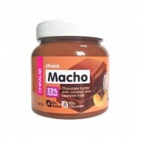 CHOCO MACHO Шоколадная паста с кокосом и кешью (250гр)