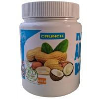 Арахисовая паста с кокосом (600г)