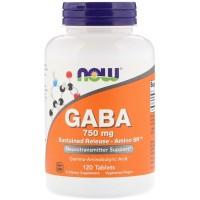 GABA 750 mg (120таб)