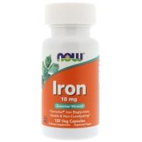 Iron 18 мг (120таб)