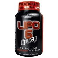 Lipo 6 Black (120капс)
